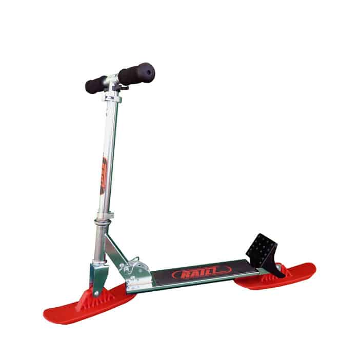 railz snow scooter