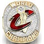 Lebron James championship ring