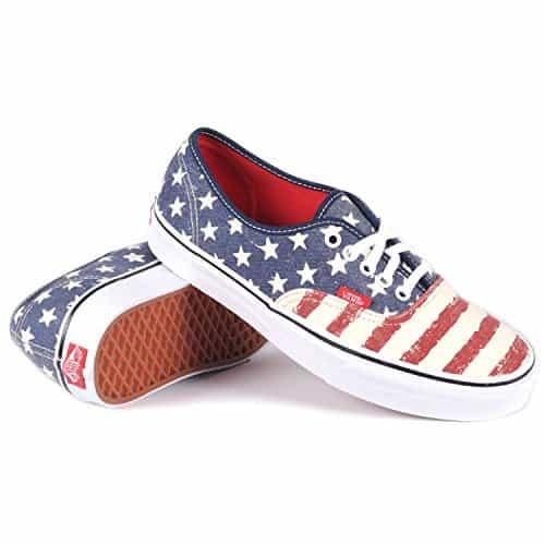ae2af21bcaef Vans Authentic (Americana Dress Blues) Men s Skate Shoes-9 - Wild ...