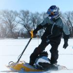 Motorized Snowboard - the Ultimate Snow Machine