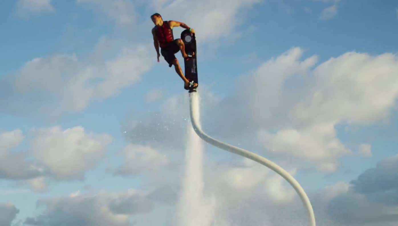 Fastest Electric Bike >> Zapata Hoverboard, Wakeboard above the Water - Wild Child ...