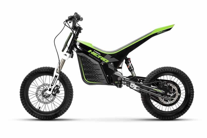 Best Electric Dirt Bikes 2017 for Kids - Kuberg Trial Hero
