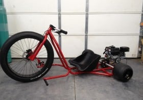 Motorized Drift Trikes by SFD Industries