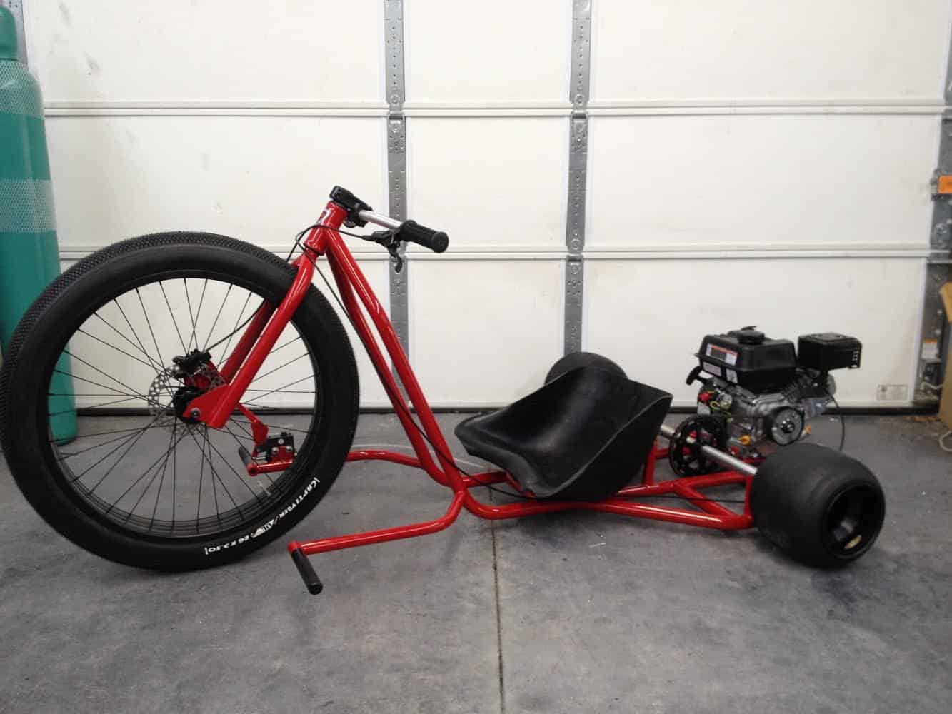 Motorized Drift Trikes