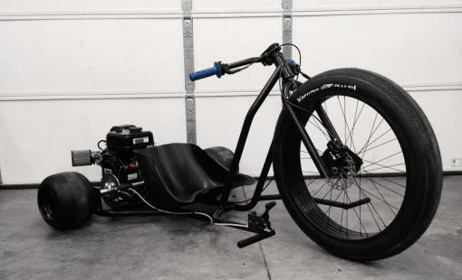 Motorized Drift Trikes
