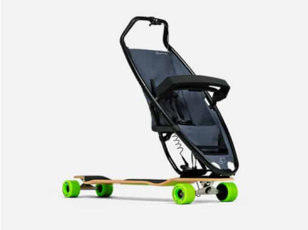 Longboard Stroller by Quinny