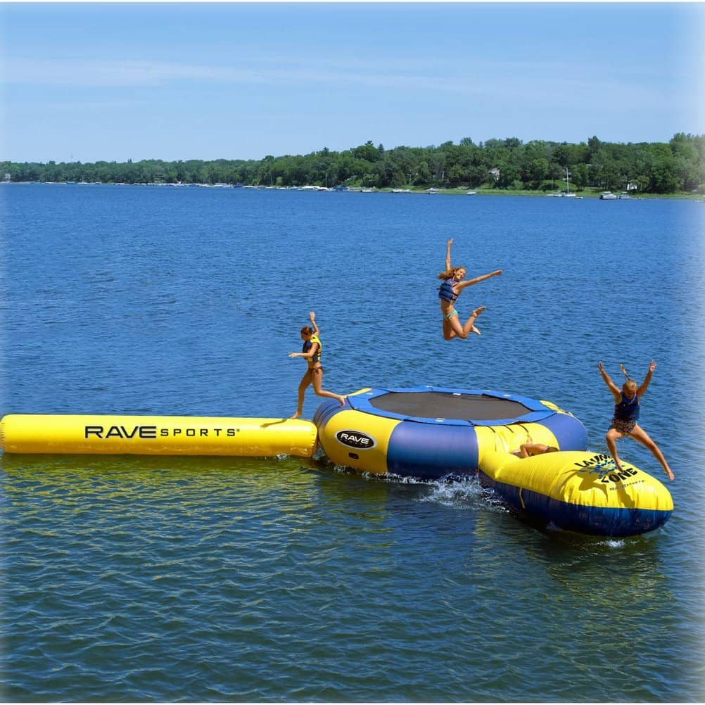 Rave Sports Water Trampoline And Park Wild Child Sports