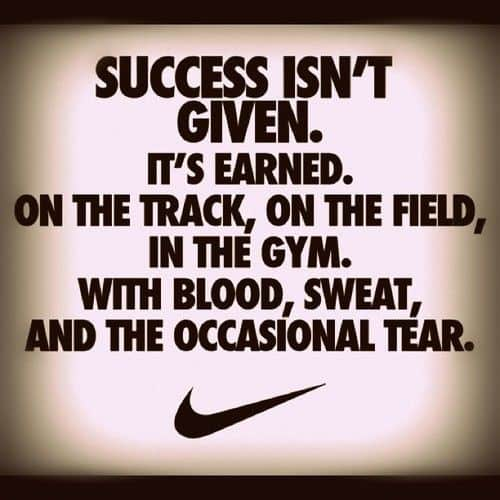Inspirational Quotes About Positive: Nike Motivational Quotes