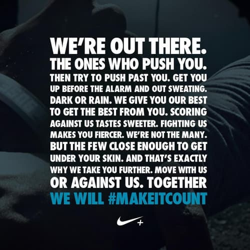 Nike Motivational Quotes The Top 60 Wild Child Sports Mesmerizing Sports Quotes