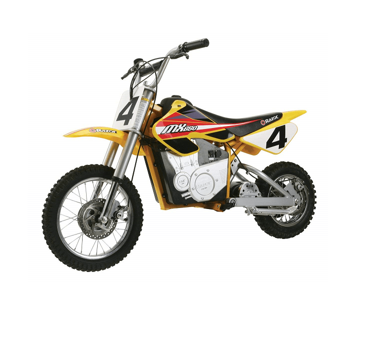 Razor MX650 Electric Dirt Bike