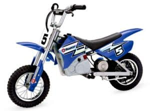 razor electric dirt bikes