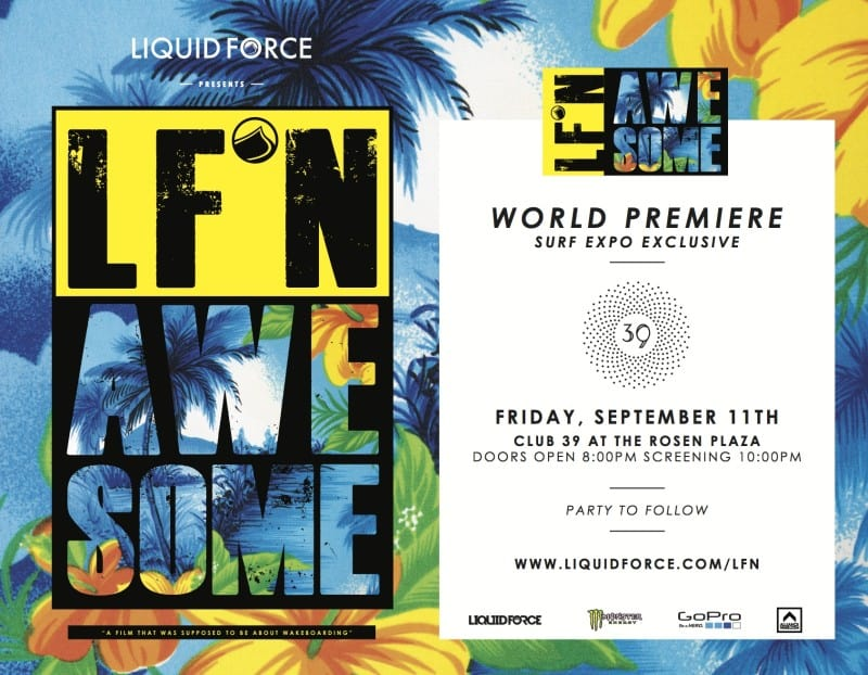 News: LF'N AWESOME WORLD PREMIERE!