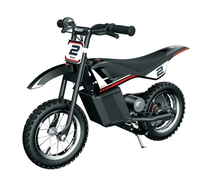 Razor MX125 Electric Dirt Bike