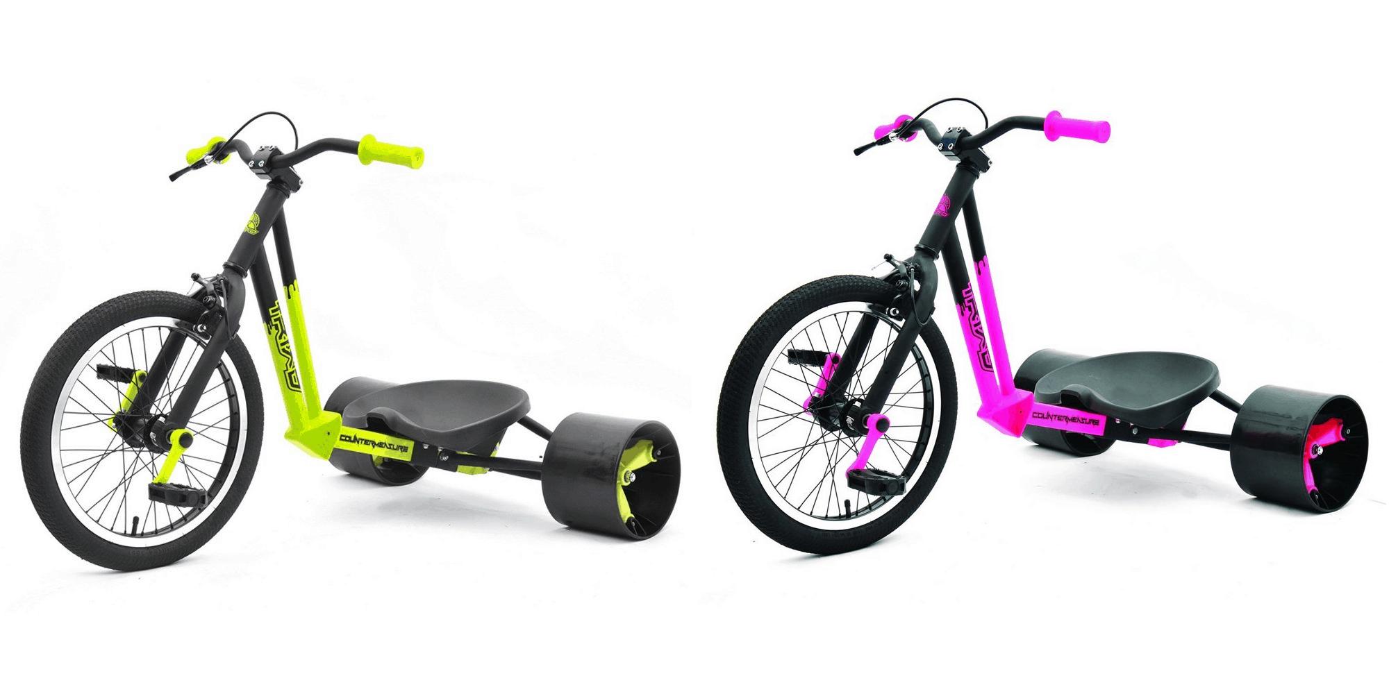 Triad Counter Measure Drift Trike