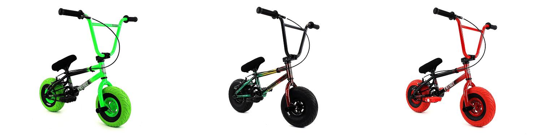 Fatboy Stunt Mini BMX