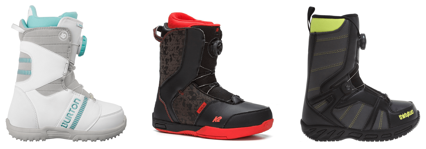 Best Kids Snowboard Boots