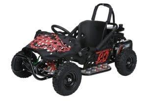 Monster Moto Go Kart - Kids Off Road Go Kart