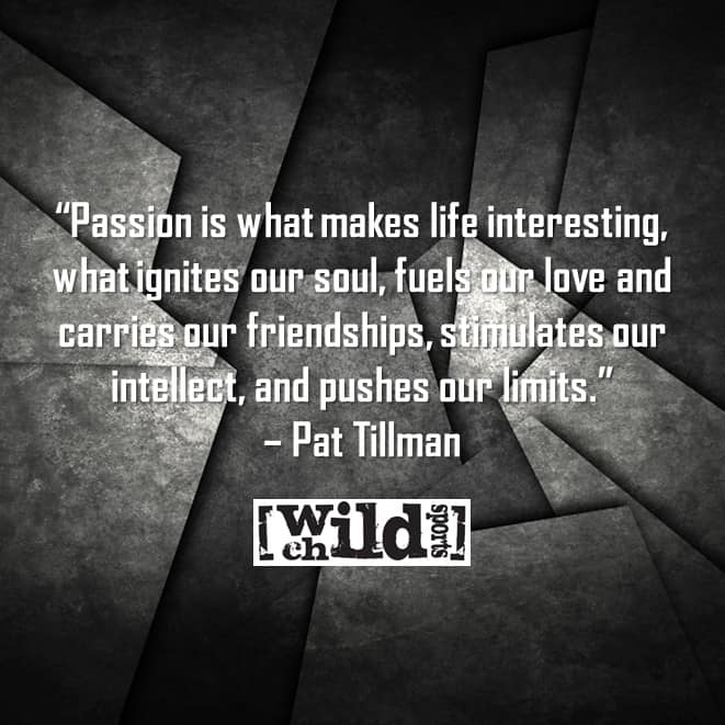 Sports Quotes - Pat Tillman