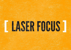 Laser Like Focus