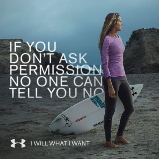 Under Armour Motivational Quotes