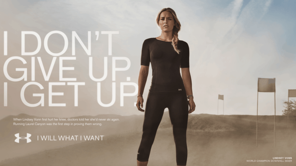 4b163868059 Under Armour Motivational Quotes - Our Top 10 - Wild Child Sports