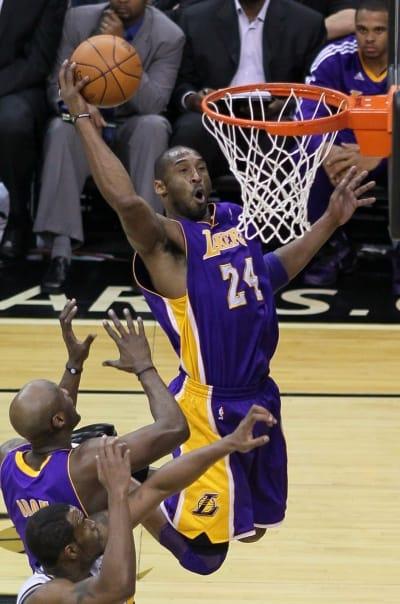 Kobe bryant quotes dunk