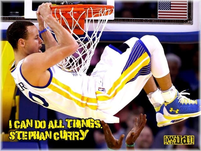 Steph Curry Quotes - can do all things