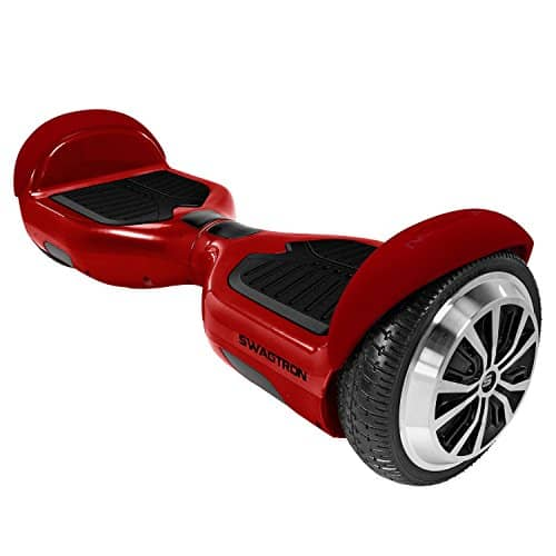Swagtron T1 Hoverboard in Red