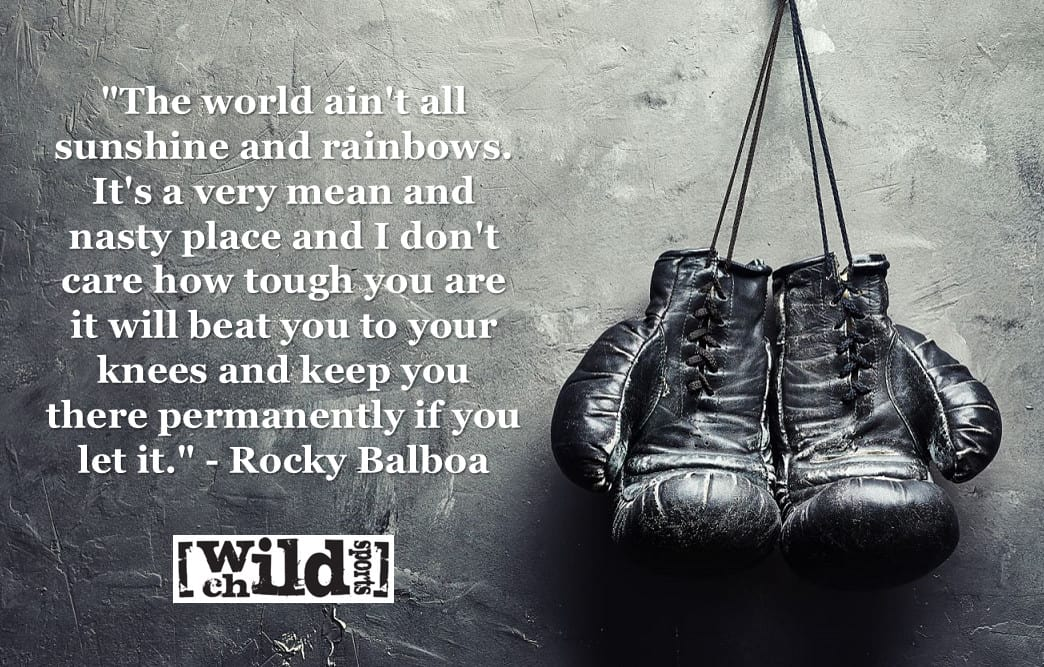 Rocky Balboa Inspirational Quotes