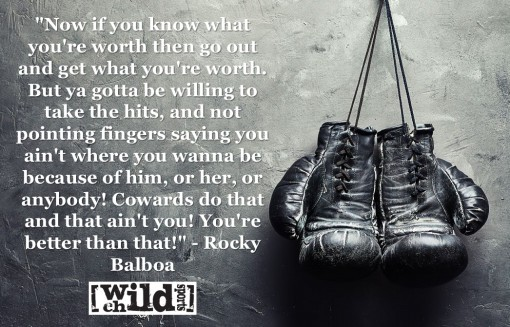 Rocky Balboa Inspirational Quotes