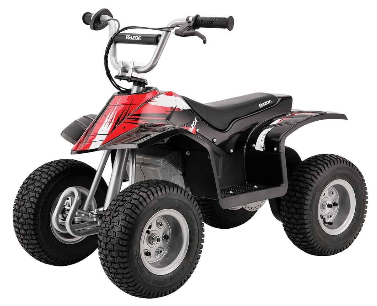 Razor Electric Quad – All Terrain Fun!
