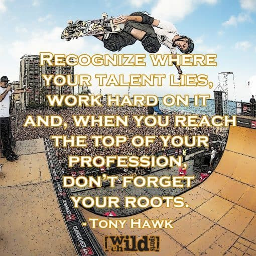 Tony Hawk motivational quotes