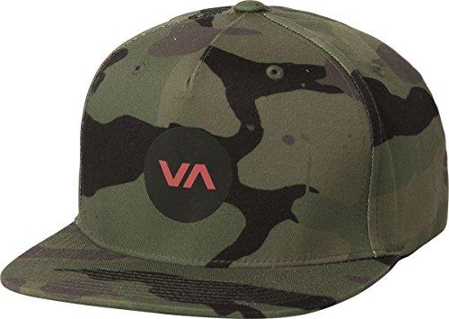 RVCA camo hat