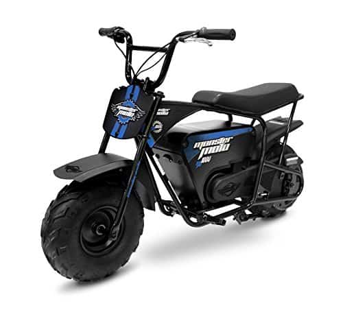 monster moto 1000 watt electric mini bike wild child sports. Black Bedroom Furniture Sets. Home Design Ideas