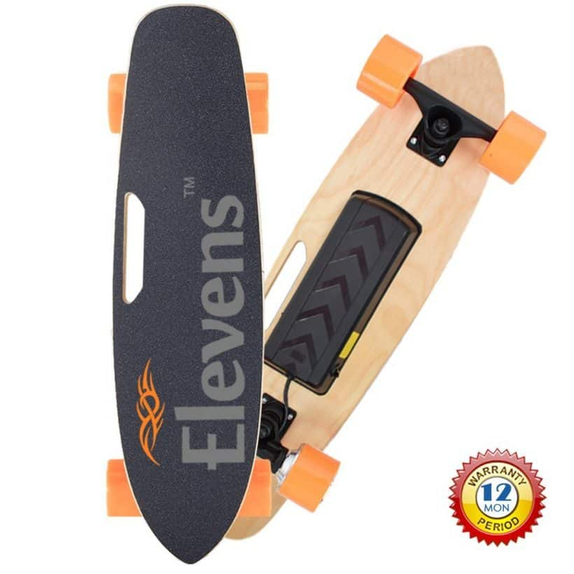 Cheap Electric Skateboard - Elevens Electric Skateboard