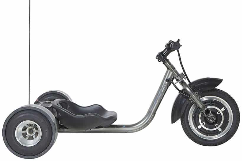 Electric Powered Drift Trike - Dynacraft Black Ice eDrifter