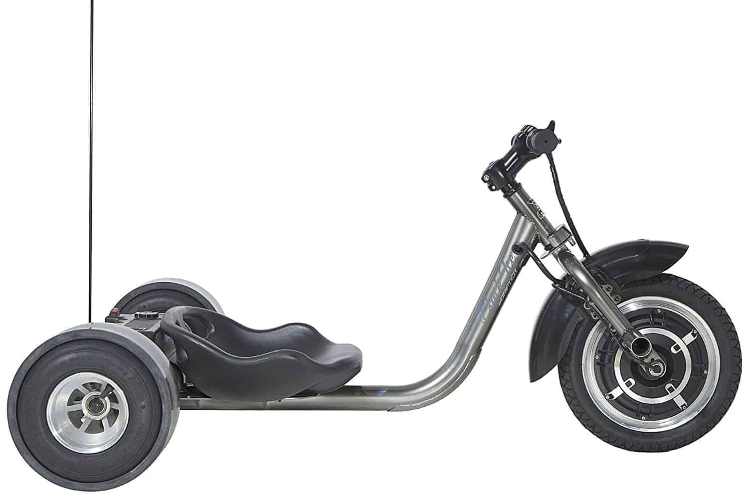Electric Powered Drift Trike – Dynacraft Black Ice eDrifter