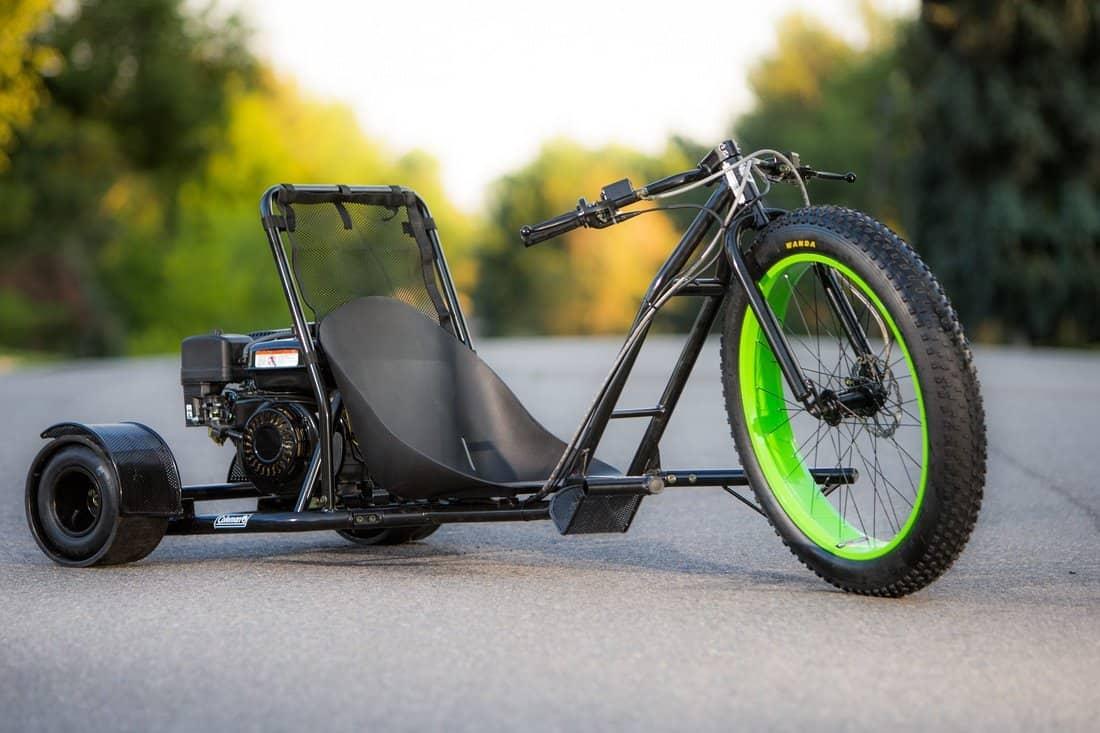 Adult Drift Trike Coleman Dt200 Gas Powered Drift Trike