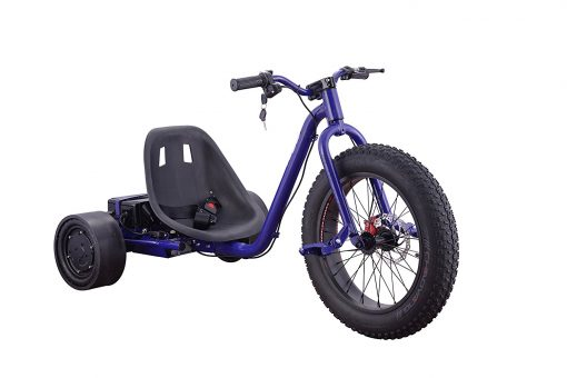 Fat Tire Electric Drift Trike by Go-Bowen