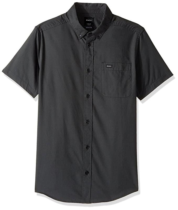 RVCA Button Up – That'll Do Oxford Shirt
