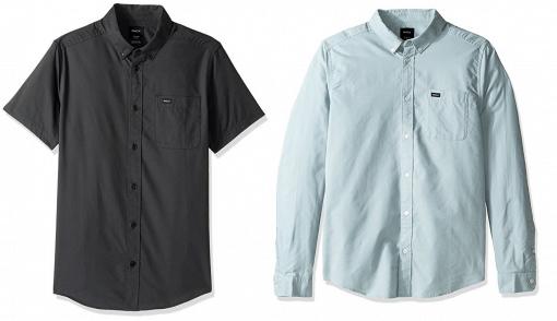 RVCA Button Up - That'll Do Oxford Shirt