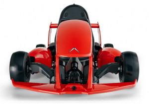 Kids Electric Go Kart by Actev Arrow