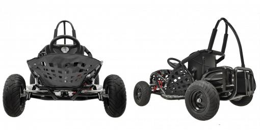 Kids Off Road Electric Go Kart - Go Bowen 1000 Watt - Wild Child Sports