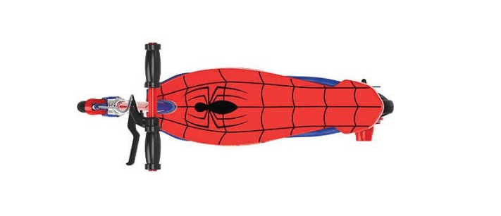 Razor Spiderman Power Core E90 Electric Scooter