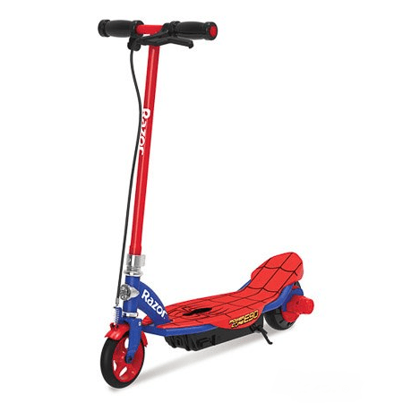 Spiderman Electric Scooter Razor Power Core E90 Wild