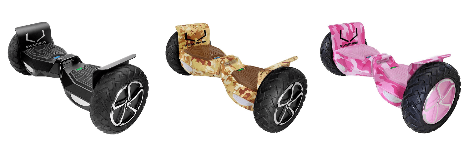 Swagtron T6 Adult Off Road Hoverboard