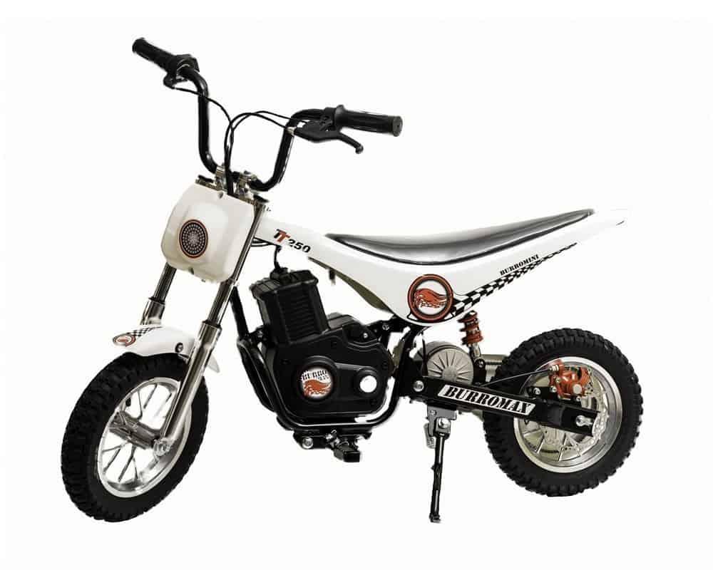 Electric Mini Bikes by Burromax
