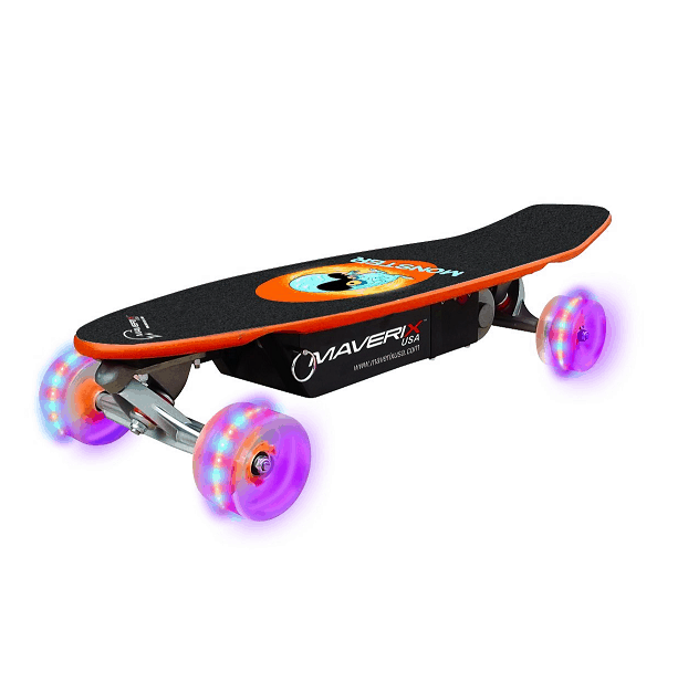 Cheap Kids Electric Skateboard Maverix Monster Wild