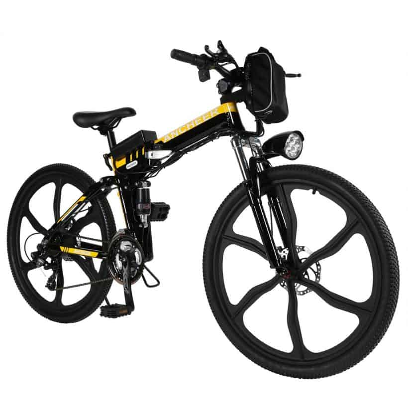 Cheap Electric Mountain Bike