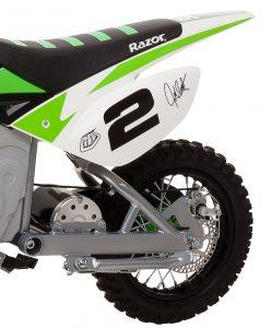 Green Razor SX500 McGrath Electric Dirt Bike